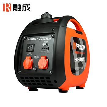 數碼變頻發電機 EM2000IN 1.6KW 單相1.6KW(手啟)