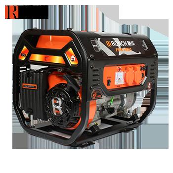 汽油发电机 FPG1801单相直流12V两用0.85KW (手启)