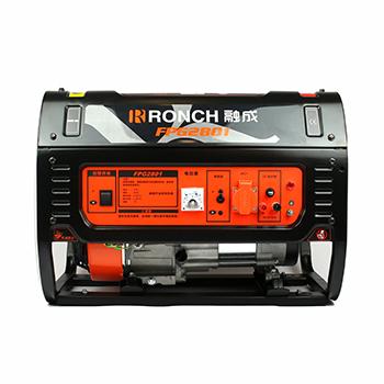 汽油发电机 FPG3801 单相直流12V两用2.5KW (手启)