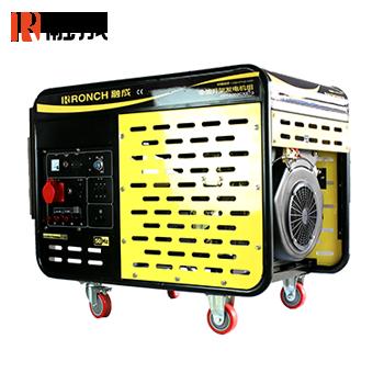 开架式柴油发电机 HP12000CXE 单相9KW (电启)