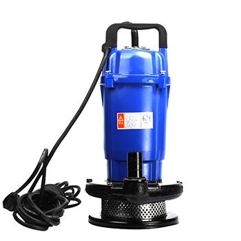 水泵/潜水泵/小型潜水电泵 QDX1.5-32-0.75 0.75KW 新界老百姓
