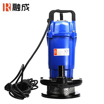 水泵/潜水泵/小型潜水电泵 QDX30-6-0.75 0.75KW 新界老百姓