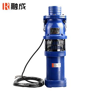 水泵/潜水泵/三相油浸式潜水电泵 QY65-7-2.2 2.2KW 新界老百姓