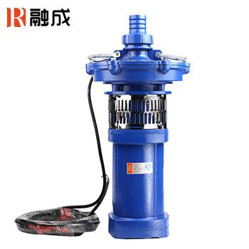 水泵/潜水泵/三相油浸式潜水电泵 QY15-36-3 3KW 新界老百姓
