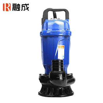 水泵/潜水排污泵/污水污物潜水电泵<T型> WQ10-10-0.75 0.75KW 新界老百姓