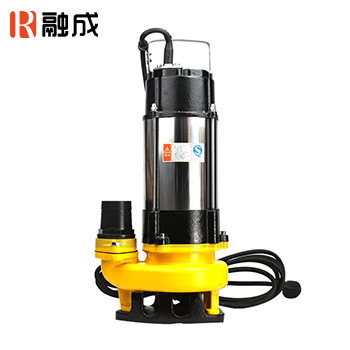 水泵/潜水排污泵/不锈钢机筒排污潜水泵 WQD5-7-0.37<ST> 0.37KW 新界老百姓