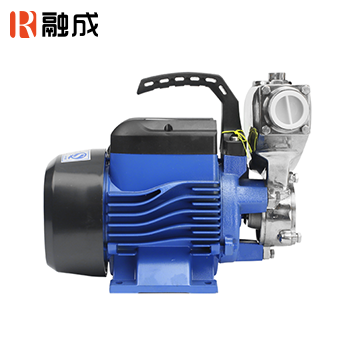 水泵/自吸泵/不锈钢旋涡式自吸电泵(全精铸) 1WZB-25S 0.75KW 新界老百姓
