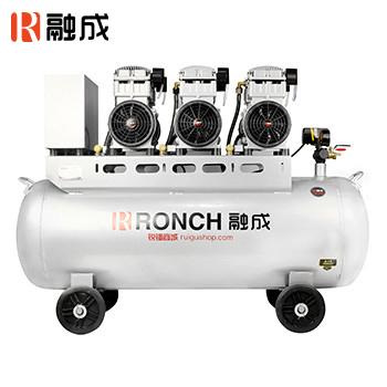 无油静音空压机LJ-310/7 1200W*3 (精品款)