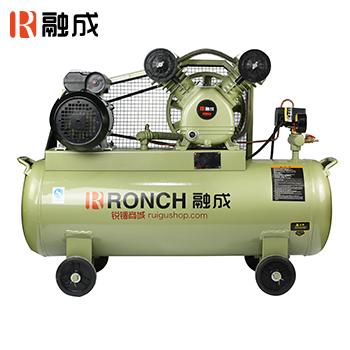 皮带传动式空压机/气泵220V V-0.25/8 2.2KW