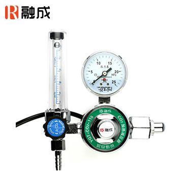 二氧化碳电加热减压器YQT-CO2-115 36V