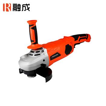 角磨机/RC180-1 180mm 2400W(后置开关)  融成