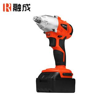 充电式冲击扳手/RC21C 21V/4.0Ah(无级变速/正反转/双电/分体有刷)  融成