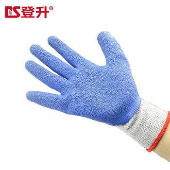 手套(天然乳胶) 登升