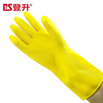 手套(纯天然乳胶手套) 登升
