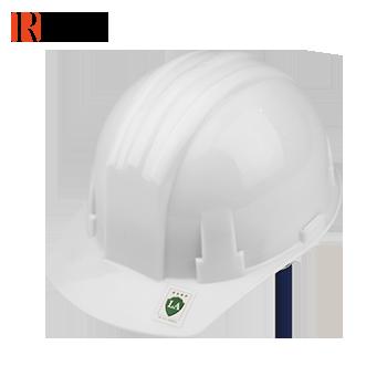安全帽 白色(PE)