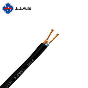 电源线/橡套电缆 YZ-2*1.5 上上电缆