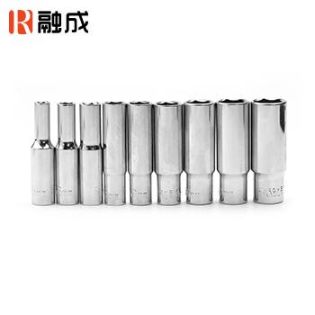 9件6.3mm系列长套筒组套 4-13mm