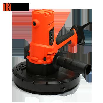 打磨机/墙面磨光机/RC180D 180mm 710W(自吸尘)  融成