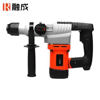 电锤/RC3201S 32mm 1000W(两用锤镐/方柄四坑)  融成