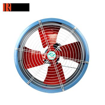 风机/管道式轴流风机/SF轴流风机 SF4-4 0.55-4P  (4#风机)单相