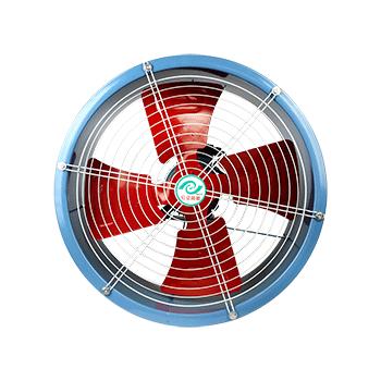 风机/管道式轴流风机/SF轴流风机 SF5-4 0.75-4P  (5#风机)三相