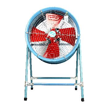 风机/岗位式轴流风机/SF轴流风机 SF4-4 0.55-4P  (4#风机)三相