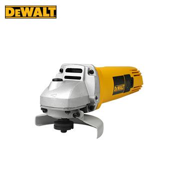 角向磨光机/角磨机/磨光机 DW803-A9 100mm 800W (后置开关)得伟