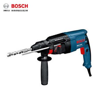 电锤/轻型电锤 GBH2-26E 26mm 800W (双功能/调速开关/四坑) 博世