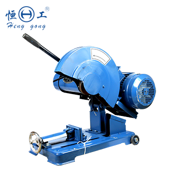 钢材切割机/切割机/J3G-FF-400 5KW(三相钢板)  恒工