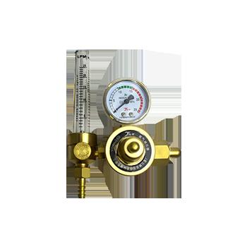 氩气减压器(全铜型) YQAR-04C  金申