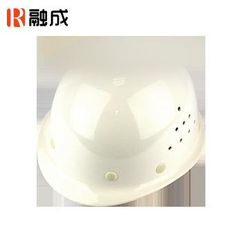 盔式透气安全帽 白色 RC-06