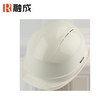 宽顶透气安全帽 白色 RC-04
