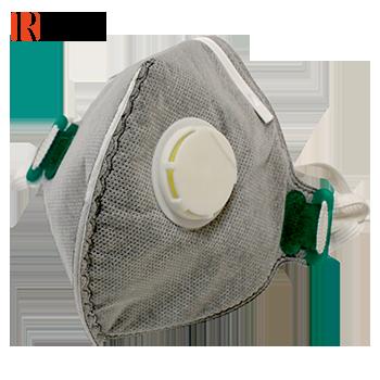 蚌型活性炭带阀口罩 蚌型口罩