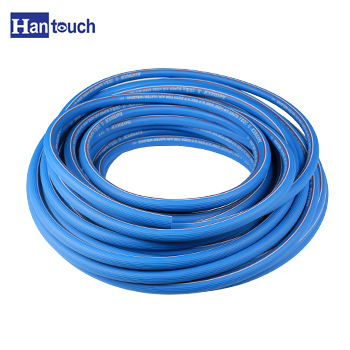 氧氣管 螺紋面藍色 8*14MM*27M Hantouch