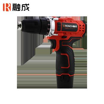 充電式鋰電鉆/RC-12A 10mm 12V/2.0Ah 雙速 雙電  融成