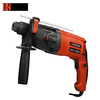 电锤/轻型电锤/RC-1422 22mm 600W(两用锤钻/无级变速/圆柄四坑/安全离合功能)  融成