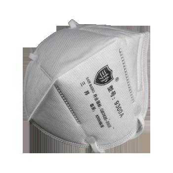 9300A防尘折叠口罩  三邦