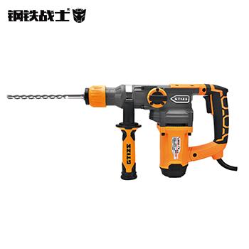 电锤/双用电锤/GT60 8-26mm 1200W 双功能 电锤/电钻 方柄四坑 钢铁战士