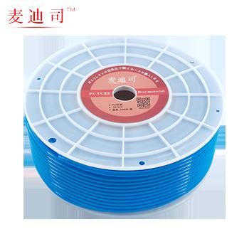 PU软管 10X6.5 蓝色 100米/卷  麦迪司