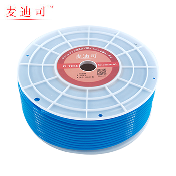 PU软管 12X8 蓝色 100米/卷  麦迪司