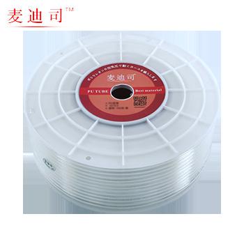 PU软管 12X8 透明 100米/卷  麦迪司