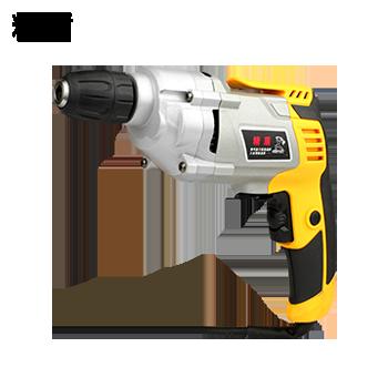 手电钻/手枪钻/10mm/710W(无级变速/正反转/自锁夹头)  精盾