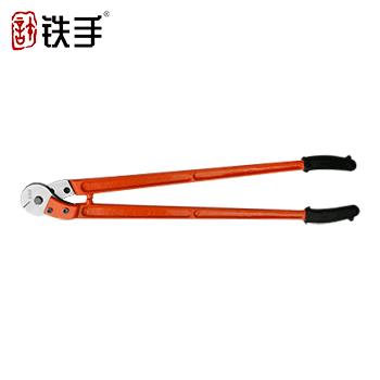 重型钢丝绳剪(铸柄)  24#/电线剪/电工切线断线钳/重型  许铁手