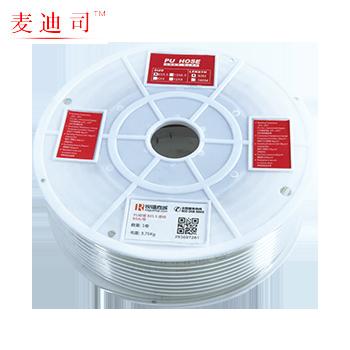 PU管/气管/风管/软管/透明8X5.5  麦迪司