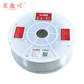 PU管/气管/风管/软管/透明10X6.5  麦迪司
