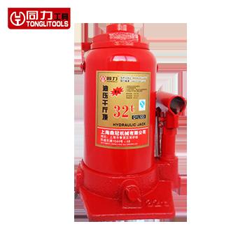 千斤顶/立式油压千斤顶/32吨 调节  同力