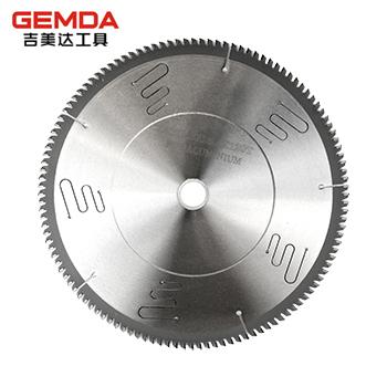 铝用合金锯片/GMD250(10'')-120T 专业版(消音缝)  吉美达