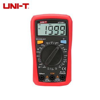 数显万用表/UT33B+  UNI-T