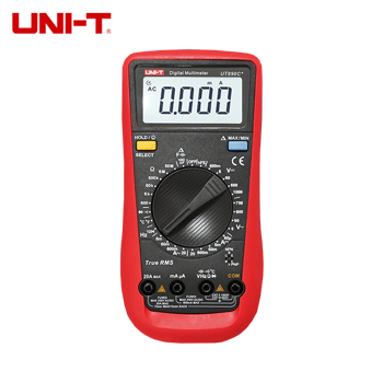 数显万用表/UT890C+  UNI-T