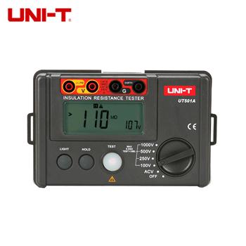 绝缘电阻测试仪/UT501A  UNI-T